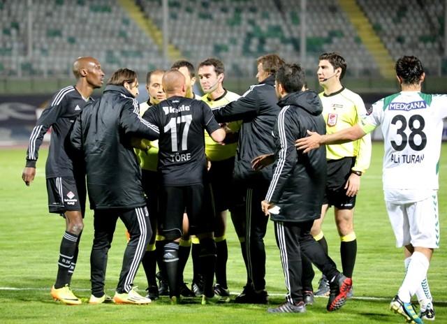 Torku Konyaspor 1 - Beşiktaş 1 44