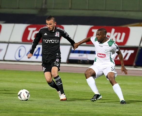 Torku Konyaspor 1 - Beşiktaş 1 9