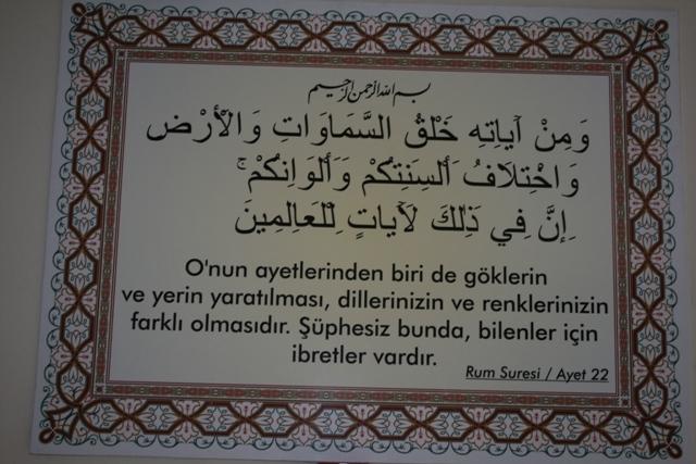 Uluslararası İHL öğrencilerinin Türkiye Anayurtları gibi 12