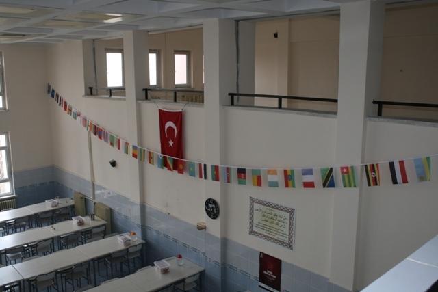 Uluslararası İHL öğrencilerinin Türkiye Anayurtları gibi 13
