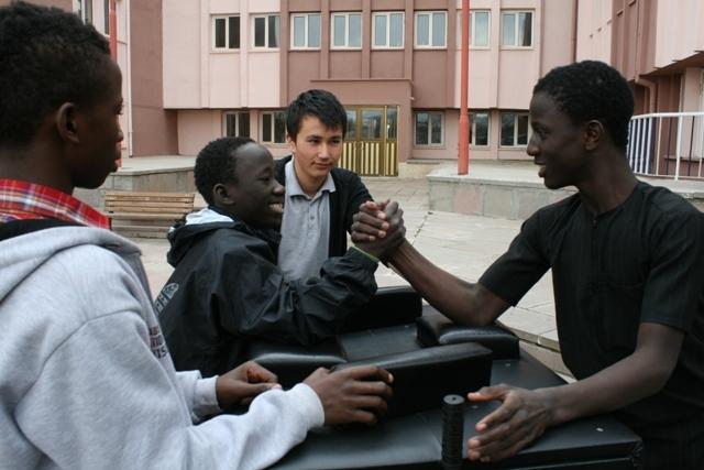 Uluslararası İHL öğrencilerinin Türkiye Anayurtları gibi 2