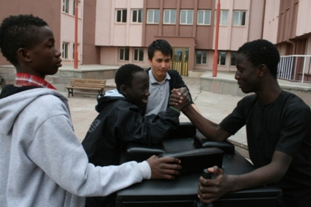 Uluslararası İHL öğrencilerinin Türkiye Anayurtları gibi 3