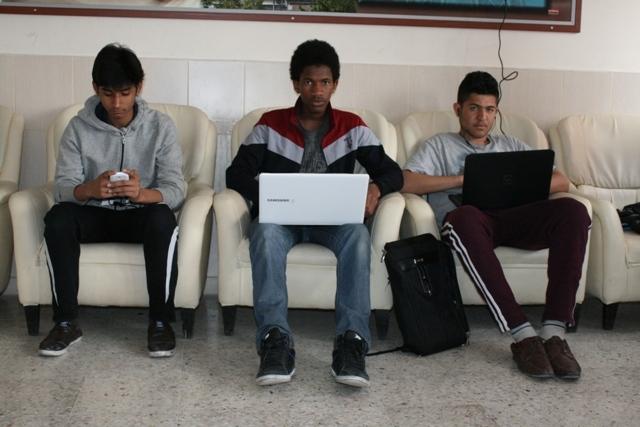 Uluslararası İHL öğrencilerinin Türkiye Anayurtları gibi 33