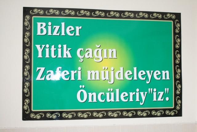 Uluslararası İHL öğrencilerinin Türkiye Anayurtları gibi 36
