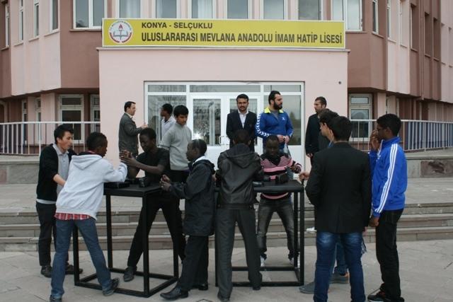 Uluslararası İHL öğrencilerinin Türkiye Anayurtları gibi 4