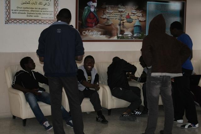 Uluslararası İHL öğrencilerinin Türkiye Anayurtları gibi 6