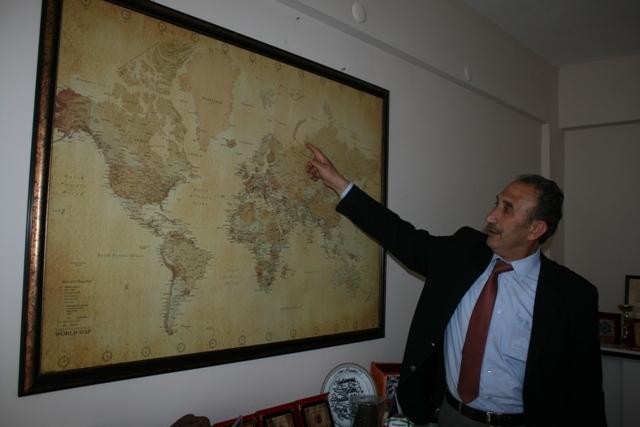 Uluslararası İHL öğrencilerinin Türkiye Anayurtları gibi 7
