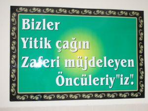 Uluslararası İHL öğrencilerinin Türkiye Anayurtları gibi