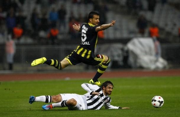 Beşiktaş-Fenerbahçe karşılaşması 1