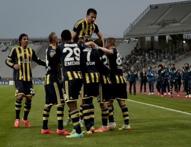 Beşiktaş-Fenerbahçe karşılaşması 10