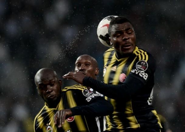 Beşiktaş-Fenerbahçe karşılaşması 11