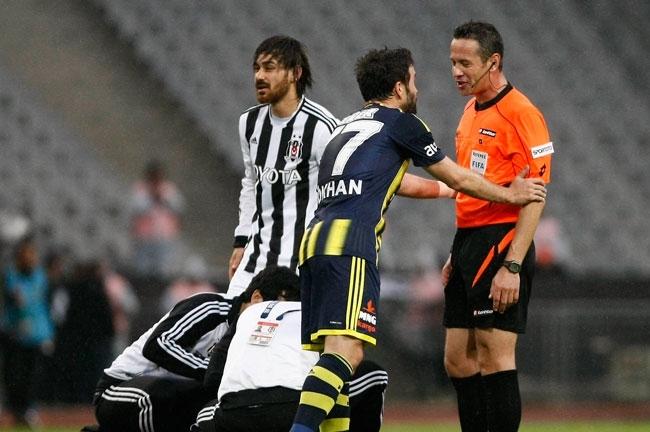 Beşiktaş-Fenerbahçe karşılaşması 18