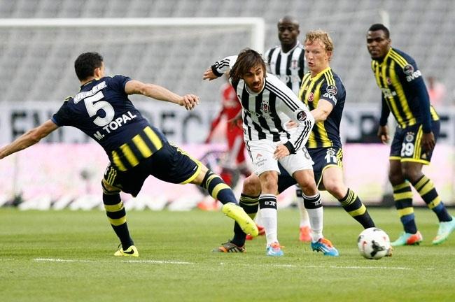 Beşiktaş-Fenerbahçe karşılaşması 19