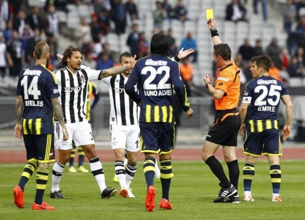 Beşiktaş-Fenerbahçe karşılaşması 2
