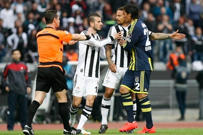 Beşiktaş-Fenerbahçe karşılaşması 21