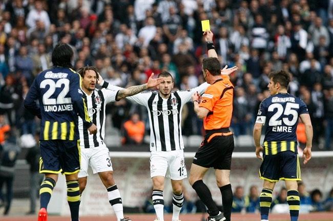 Beşiktaş-Fenerbahçe karşılaşması 23