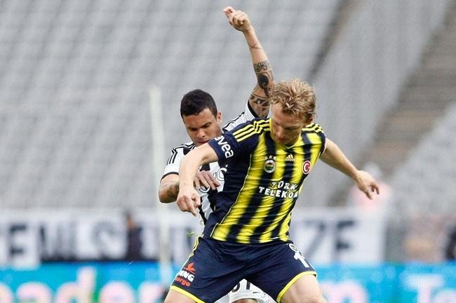 Beşiktaş-Fenerbahçe karşılaşması 24