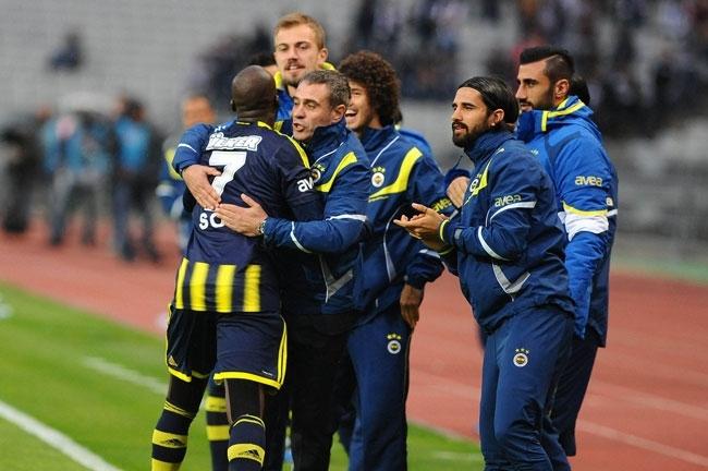 Beşiktaş-Fenerbahçe karşılaşması 28