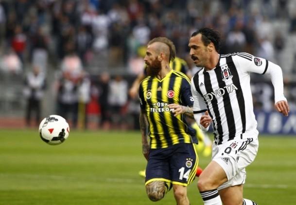 Beşiktaş-Fenerbahçe karşılaşması 3