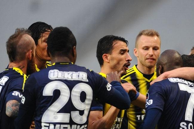 Beşiktaş-Fenerbahçe karşılaşması 30