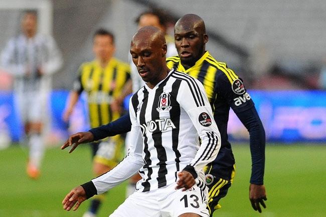 Beşiktaş-Fenerbahçe karşılaşması 34