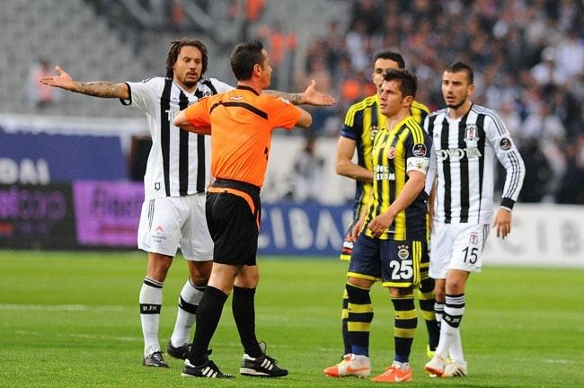 Beşiktaş-Fenerbahçe karşılaşması 35