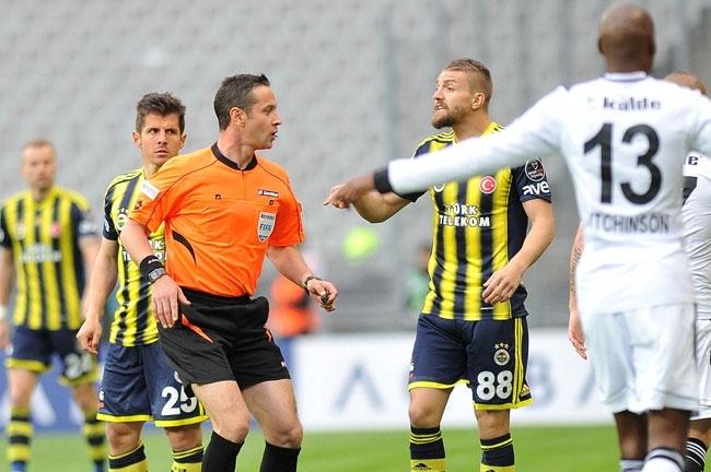 Beşiktaş-Fenerbahçe karşılaşması 36