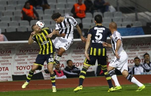 Beşiktaş-Fenerbahçe karşılaşması 7
