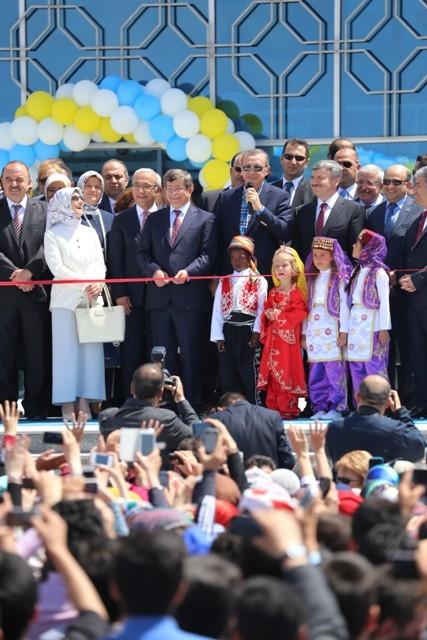 Başbakan Erdoğan Konya'da Bilim Merkezini Açtı 3