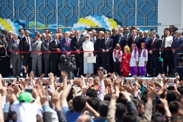 Başbakan Erdoğan Konya'da Bilim Merkezini Açtı 6
