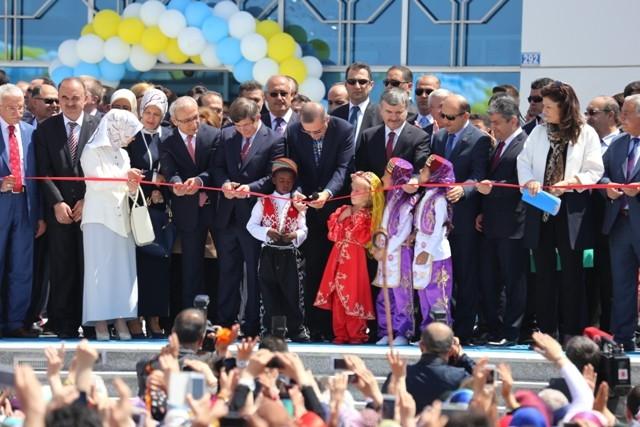 Başbakan Erdoğan Konya'da Bilim Merkezini Açtı 7