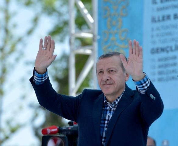 Başbakan Erdoğan Konya'da 15