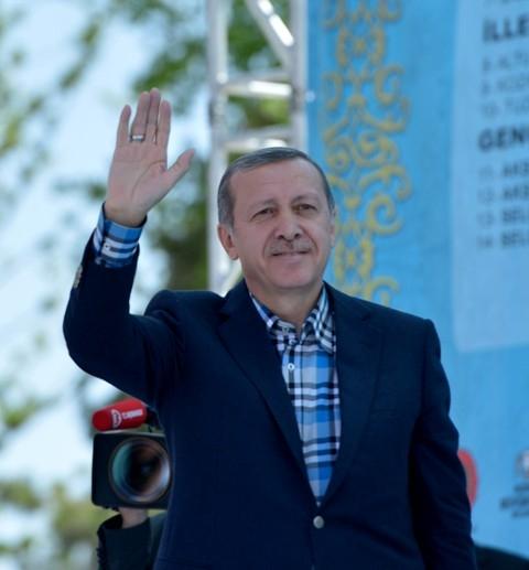 Başbakan Erdoğan Konya'da 16