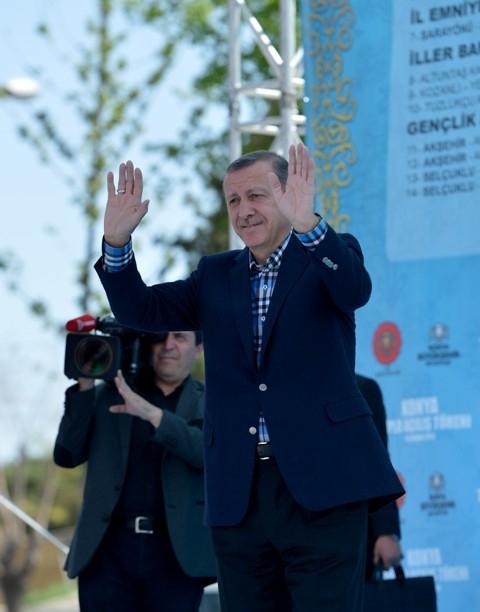 Başbakan Erdoğan Konya'da 18