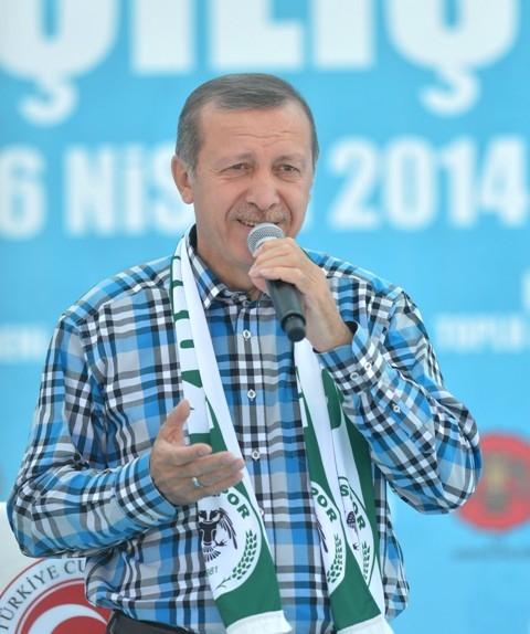 Başbakan Erdoğan Konya'da 20