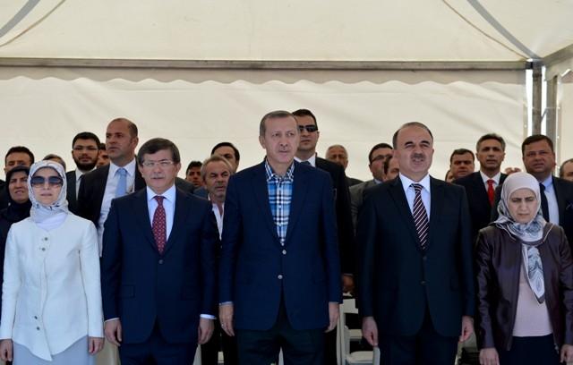 Başbakan Erdoğan Konya'da 21