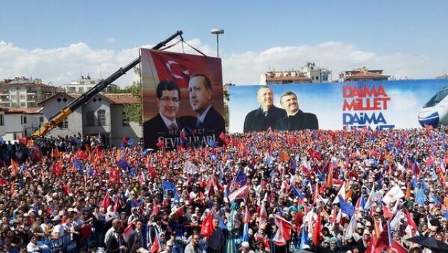 Başbakan Erdoğan Konya'da 24