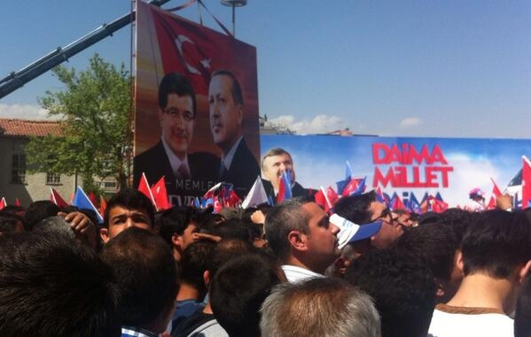 Başbakan Erdoğan Konya'da 30