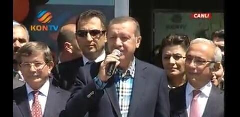 Başbakan Erdoğan Konya'da 31