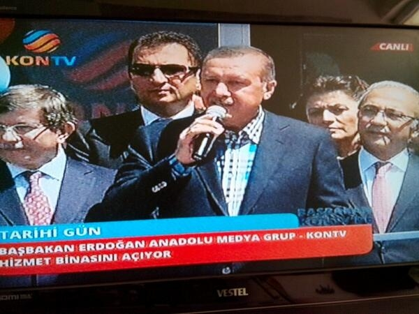 Başbakan Erdoğan Konya'da 32