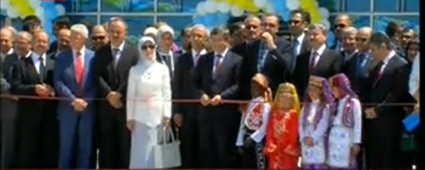 Başbakan Erdoğan Konya'da 33