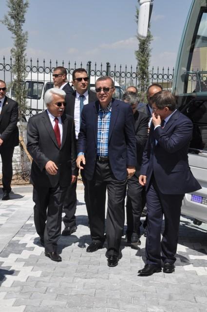 Başbakan Erdoğan Konya'da 8