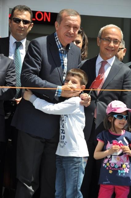 Başbakan Erdoğan Konya'da 9