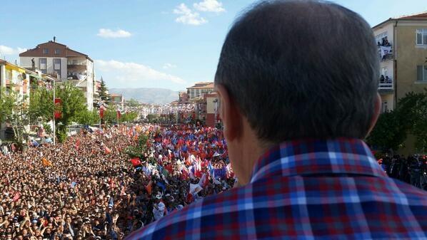 Başbakan Erdoğan Ereğli'de 10