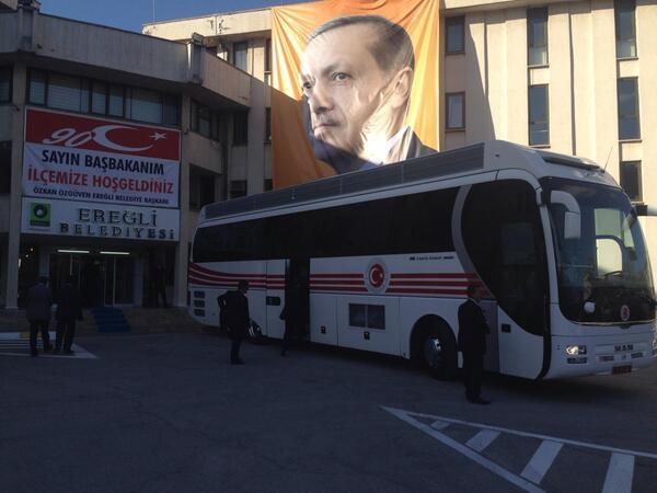 Başbakan Erdoğan Ereğli'de 11