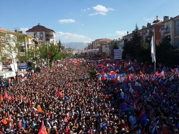 Başbakan Erdoğan Ereğli'de 14