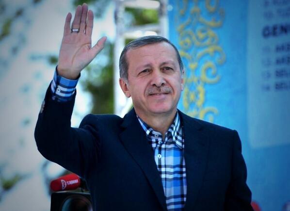 Başbakan Erdoğan Ereğli'de 15