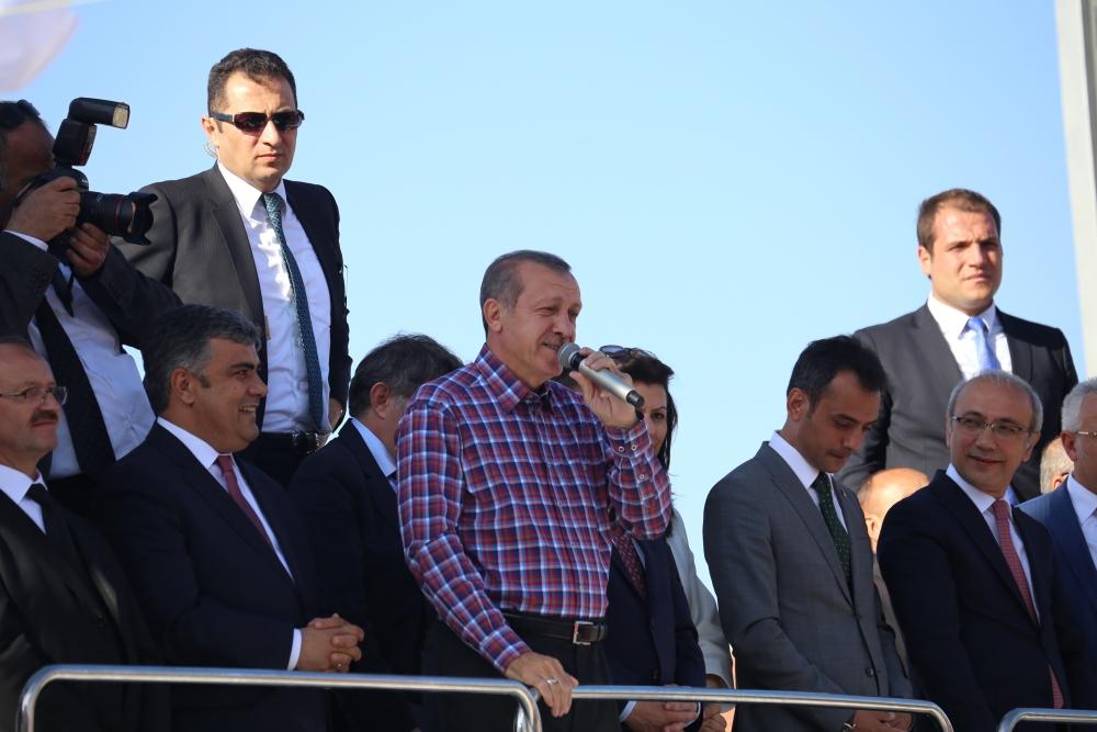 Başbakan Erdoğan Ereğli'de 17