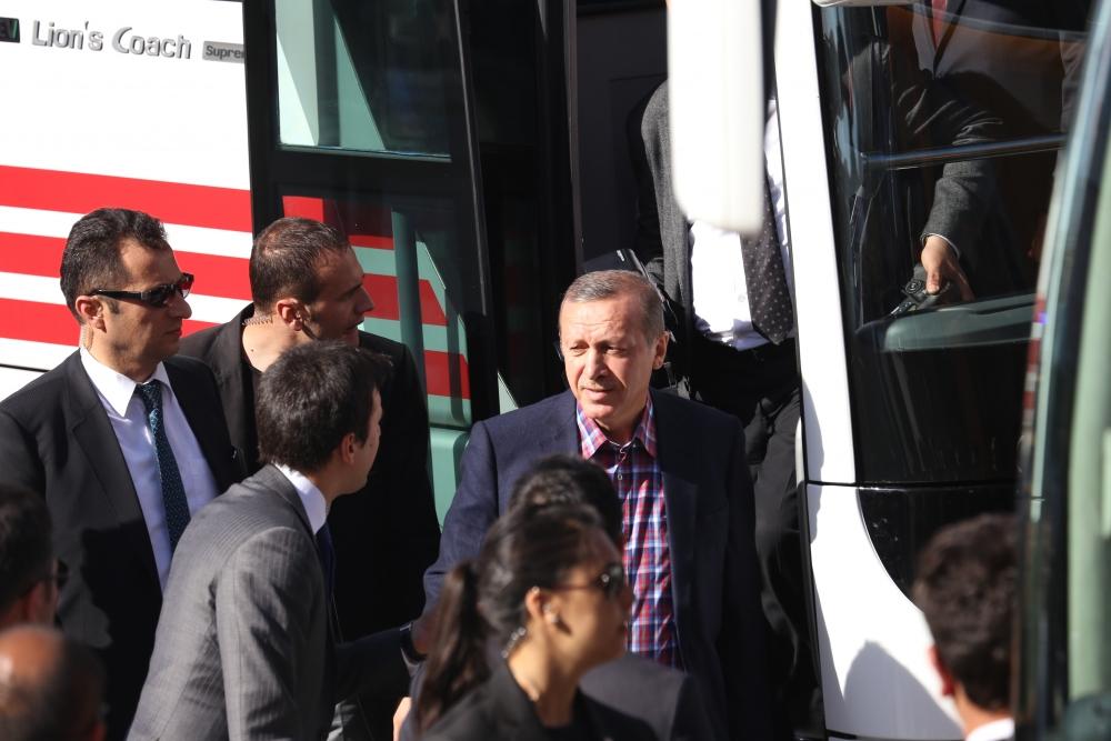 Başbakan Erdoğan Ereğli'de 2