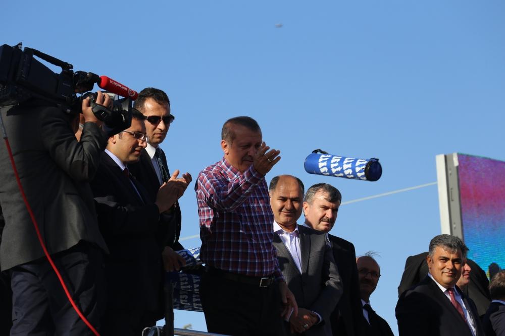 Başbakan Erdoğan Ereğli'de 20